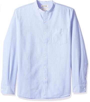 Goodthreads Mandarin Collar Shirts