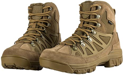 FREE SOLDIER Combat Boots for Men