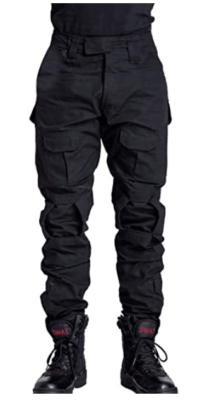 AKARMY Best Slim Fit Tactical Pants for Men