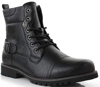 Polar Fox Combat Boots for Men