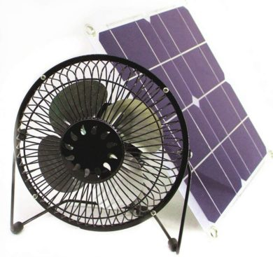 solar fan 10w Solar Powered Fans