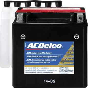 ACDelco Best AGM Battery