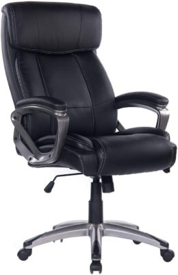 BOSMILLER Big and Tall Office Chairs