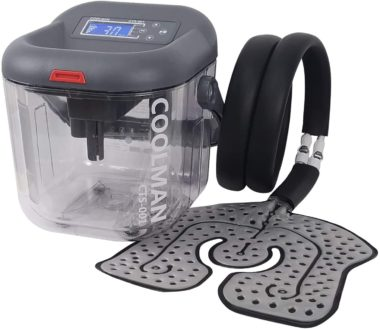 COOLMAN Best Ice Therapy Machines
