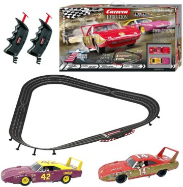 Carrera Best Electric Race Car Tracks