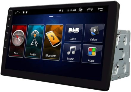 Eonon Best Car Stereos with Bluetooth GPS and Backup Camera