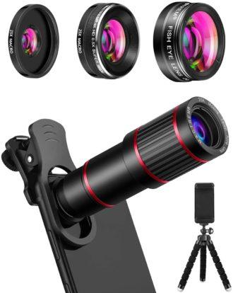 MACTREM Telescope Lens for Smartphones
