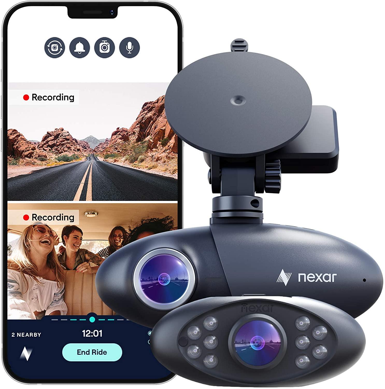 Nexar Best Dash Cam for Truckers