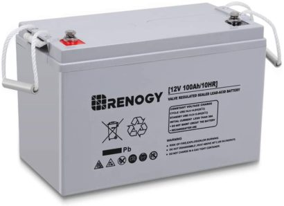Renogy Best AGM Battery