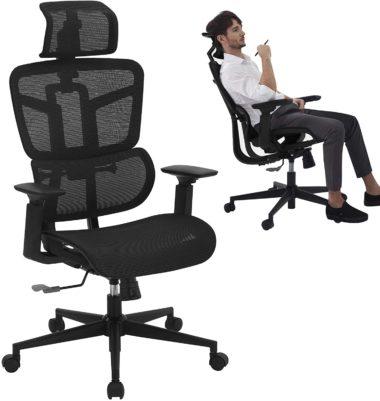 SAMOFU Big and Tall Office Chairs