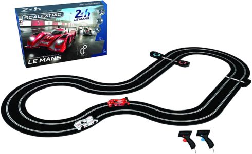 Scalextric Best Electric Race Car Tracks