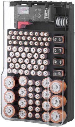 The Battery Organizer