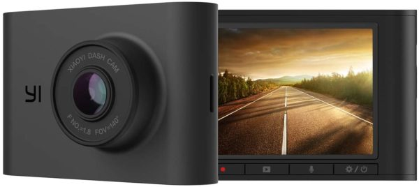 YI Best Dash Cam for Truckers