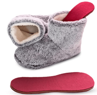 Snook-Ease Best Heated Slippers