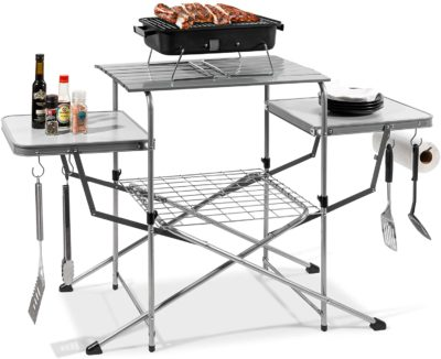 Best Choice Products Best Outdoor Grill Tables
