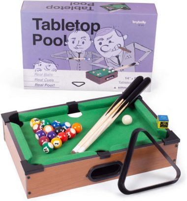 Brybelly Best Mini Pool Tables