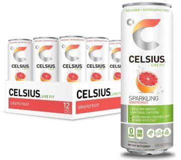 CELSIUS Best Energy Drinks