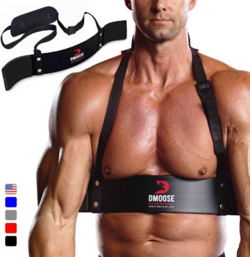 DMoose Fitness Arm Blasters of Men