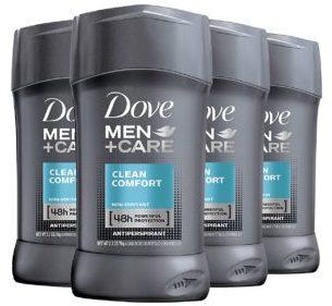 Dove Best Men's Antiperspirants