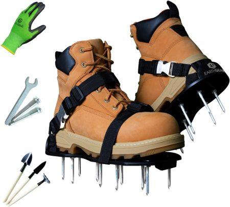 Earthgears Lawn Aerator Shoes