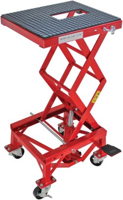 Extreme Max Best Motorcycle Lift Tables
