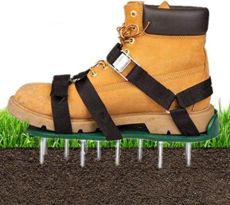 KUNYAO Lawn Aerator Shoes