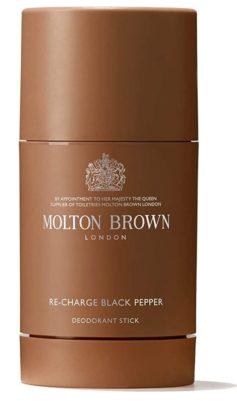 Molton Brown Best Men's Antiperspirants
