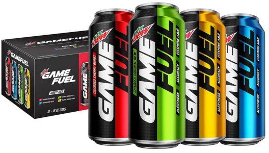 Mountain Dew Best Energy Drinks