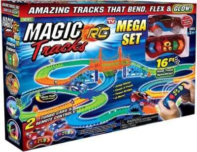 Ontel Best Race Car Track Toys