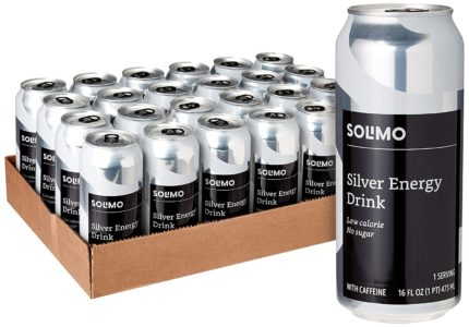 Solimo Best Energy Drinks
