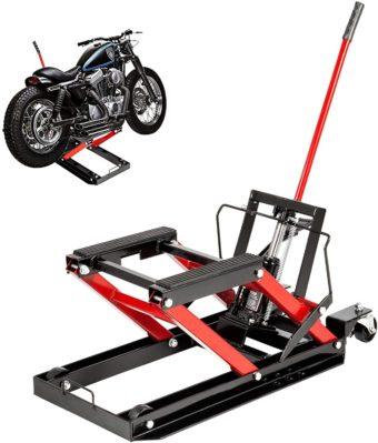 VEVOR Best Motorcycle Lift Tables