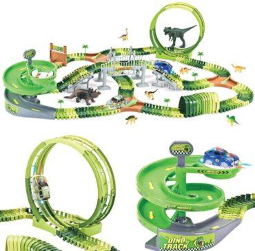 WESPREX Best Race Car Track Toys