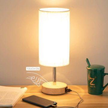 Yarra-Decor Bedside Table Lamps