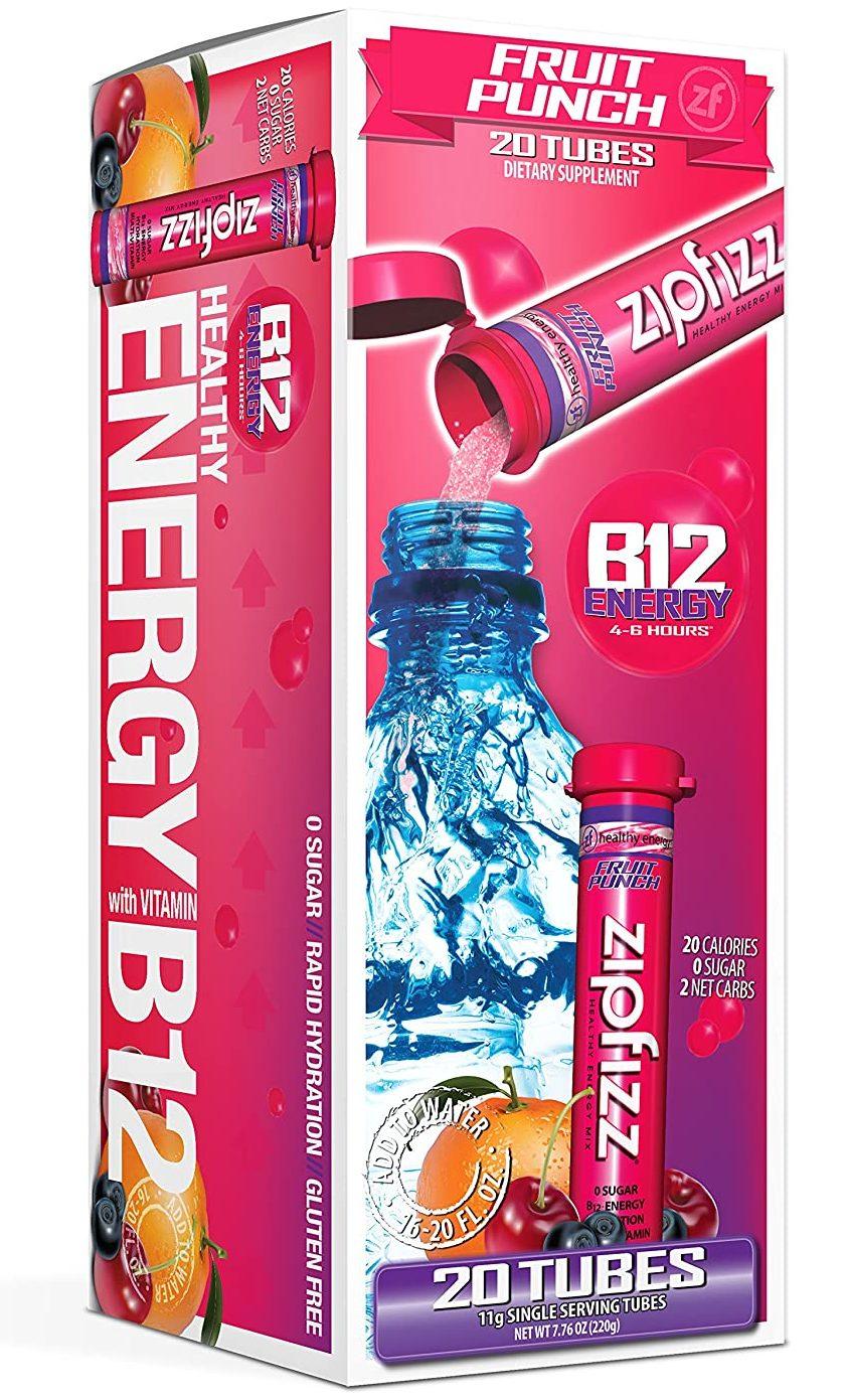 Zipfizz Best Energy Drinks