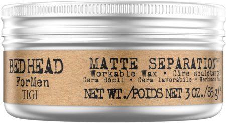 TIGI Hair Wax for Men