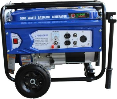 Green-Power America 5000 Watt Generators