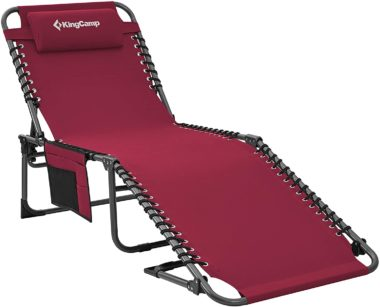 KingCamp Tanning Chairs