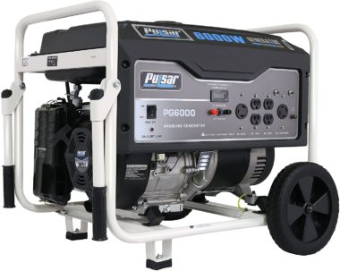 Pulsar 5000 Watt Generators