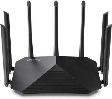 Speedefy Long Range Wireless Router 1000 Feet