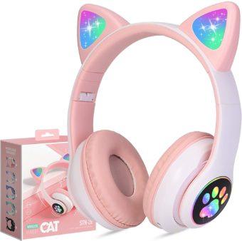 TCJJ Girl Headphones