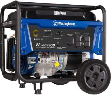 Westinghouse 5000 Watt Generators