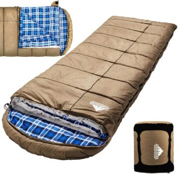 AGEMORE Canvas Sleeping Bags