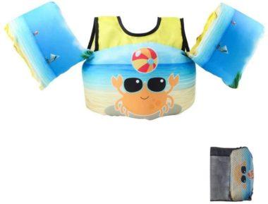 Elejolie Toddler Swim Vests
