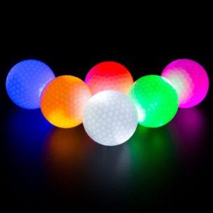ILYSPORT Glow of The Dark Golf Balls