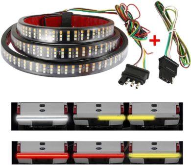 L.K.Y LED Tailgate Light Bars