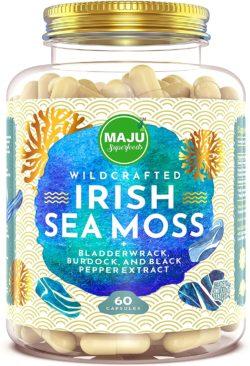 MAJU Sea Moss Capsules