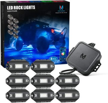 MICTUNING LED Pods