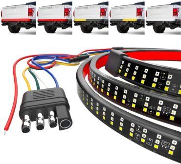 Mega Racer LED Tailgate Light Bars