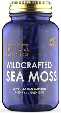 SINCERE SUPPLEMENTS Sea Moss Capsules
