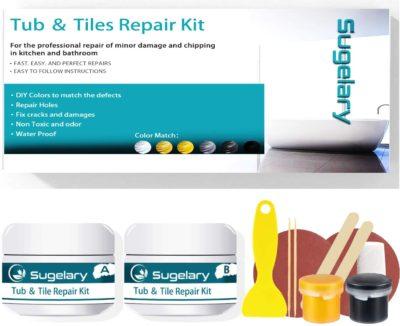 Sugelary Fiberglass Tub Repair Kits